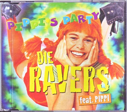 Die Ravers, Feat. Pippi - Pippi's Party