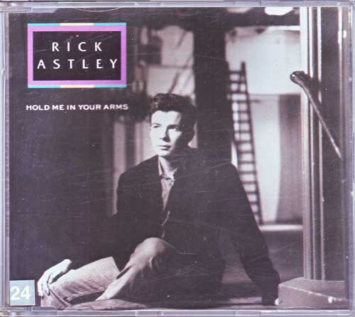 Rick Astley - Hold Me In Your Arms - EAN: 5012394261627