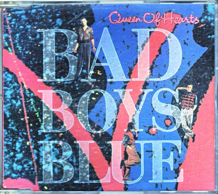 Bad Boys Blue - Queen Of Hearts auf CD