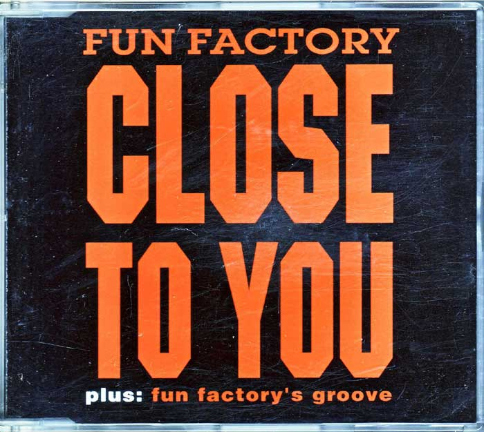 Fun Factory - Close to You auf CD