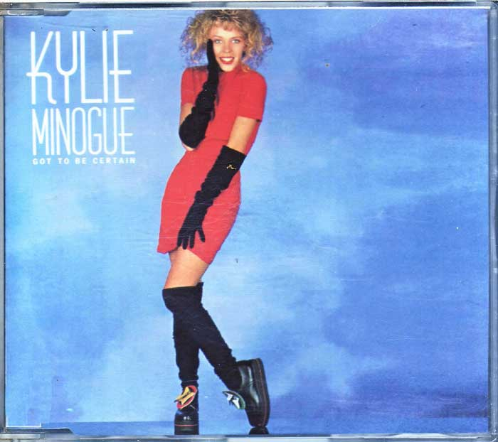 Kylie Minogue - Got To Be Certain auf CD