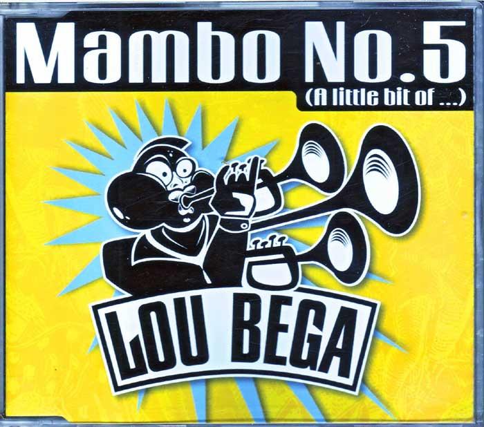 Lou Bega - Mambo No.5 auf CD
