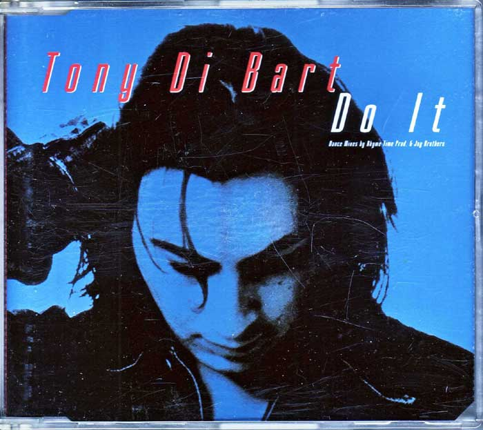 Tony di Bart - Do It, Dance Mix auf CD