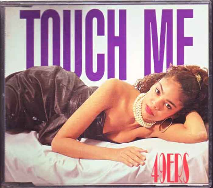 49ers – Touch Me - Musik auf CD, Maxi-Single