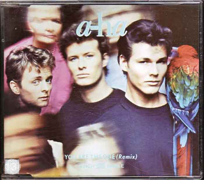 a-ha ‎– You Are The One (Remix) - Musik auf CD, Maxi-Single