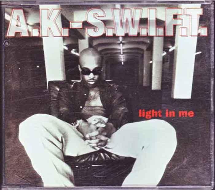 A.K.-S.W.I.F.T. – Light In Me - Rockmusik auf CD