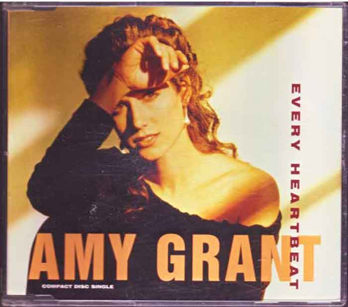 Amy Grant ‎– Every Heartbeat - Musik auf CD, Maxi-Single