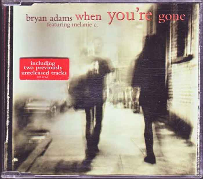 Bryan Adams ‎– When You're Gone - Musik auf CD, Maxi-Single