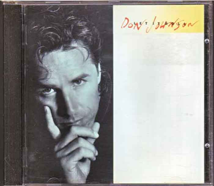 Don Johnson ‎– Let It Roll - Musik auf CD, Album.