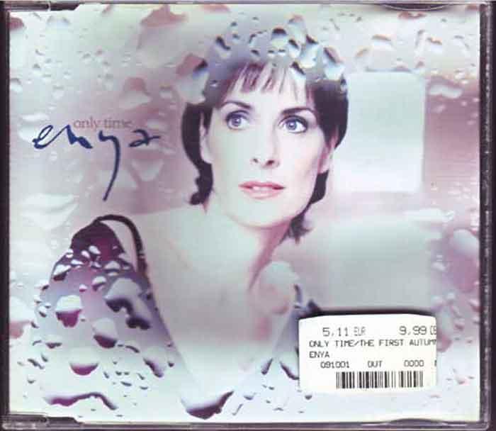 Enya – Only Time - Musik auf CD, Maxi-Single