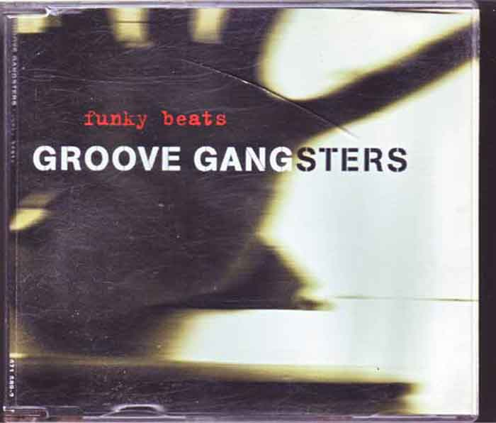 Groove Gangsters ‎– Funky Beats - Musik auf CD, Maxi-Single