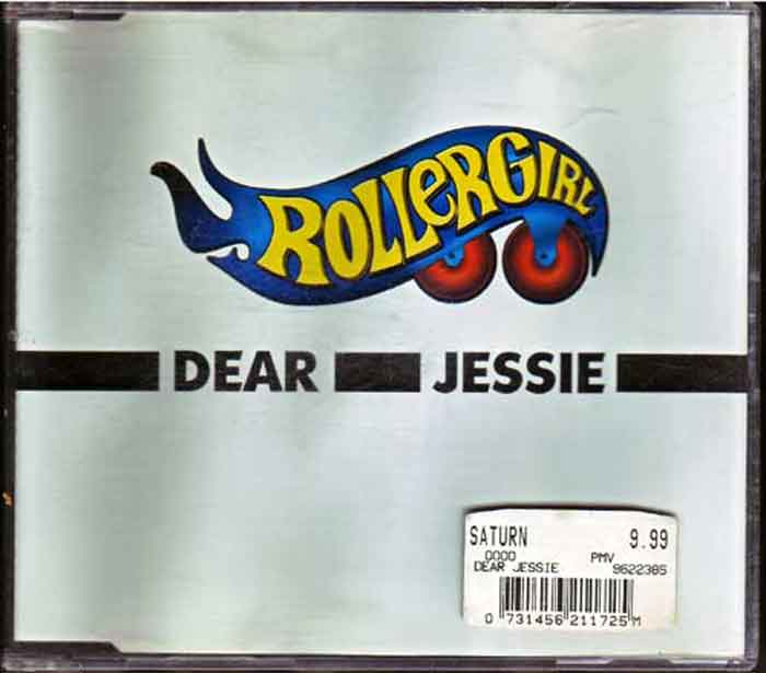 Rollergirl ‎– Dear Jessie - Musik auf CD, Maxi-Single