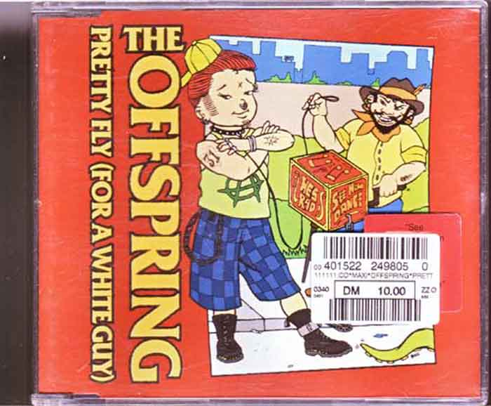 The Offspring ‎– Pretty Fly (For A White Guy) - Musik auf CD, Maxi-Single