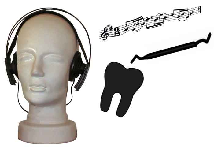Tophits - Banner Zahnarzt und Musik