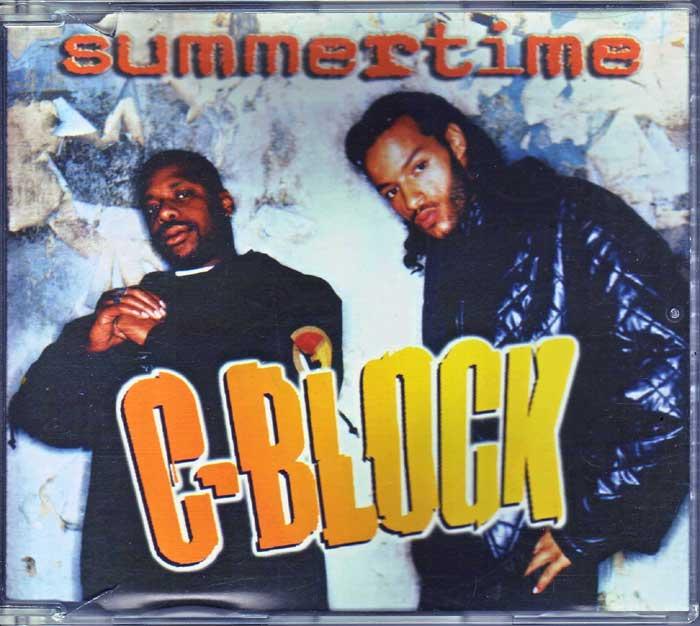 C-Block - Summertime auf Maxi-CD
