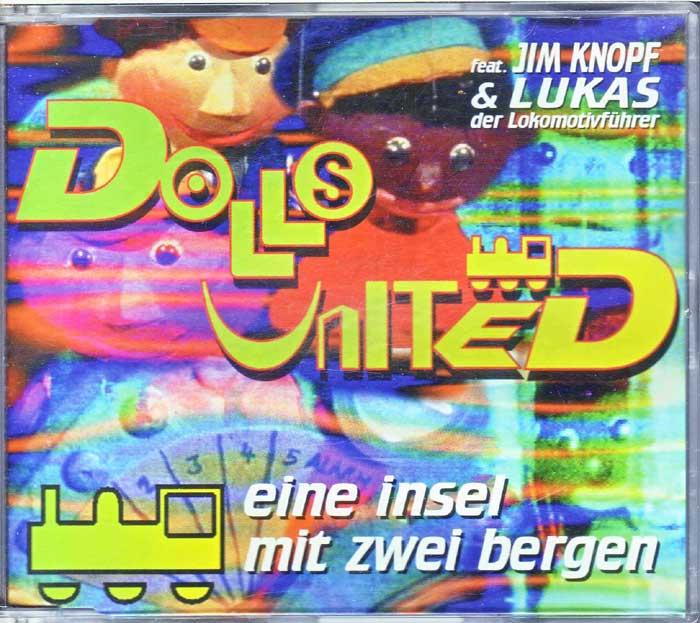 Dolls United - Eine Insel mit Zwei Bergen, Maxi-CD