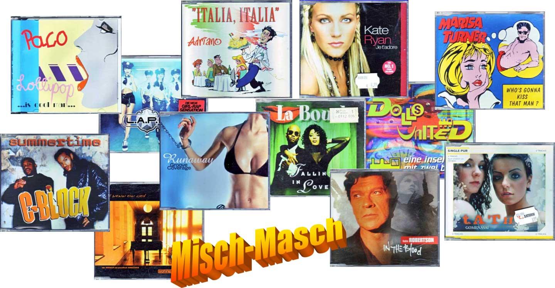 Fanartikel Banner von CDs