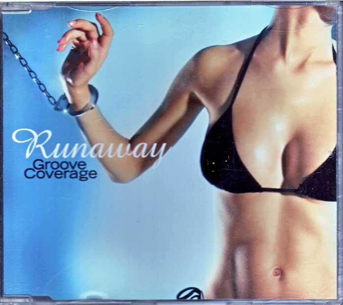 Runaway - Groove Coverage, Maxi-CD, Fanartikel