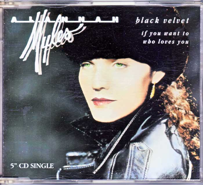 Alannah Myles - Black Velvet, Megatrends auf CD