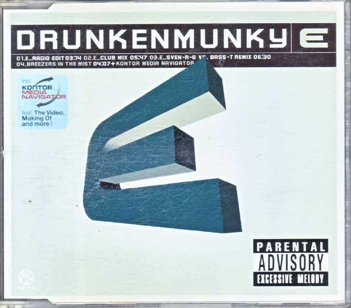 Drunkenmunky E auf CD