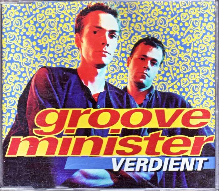 Grooveminister - Verdient auf CD
