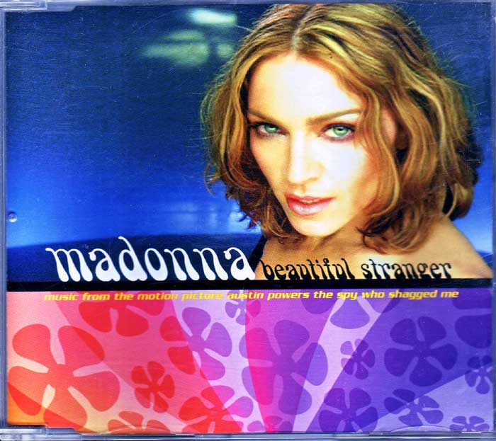 Madonna - Beautiful Stranger auf CD