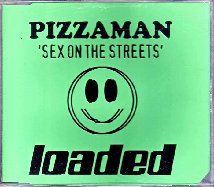 Pizzaman - Sex on the Streets, Megatrends auf CD
