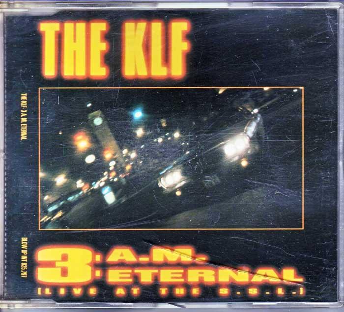 The KLF - 3:A.M. Eternal, Megatrends auf CD