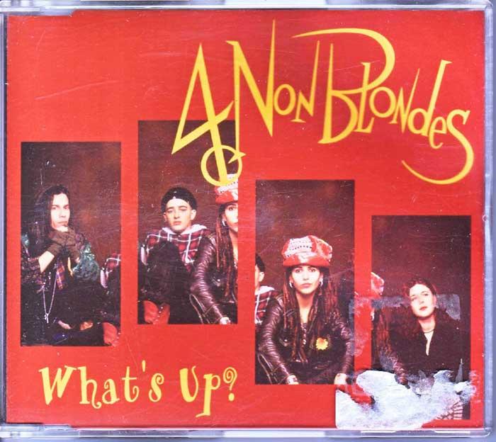 4 Non Blondes - What's Up? auf CD