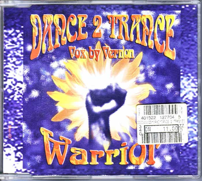Dance 2 Trance - Warrior auf CD
