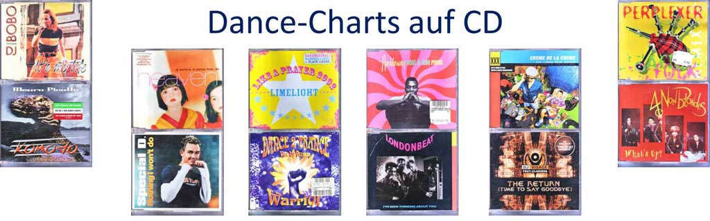 Dance Charts Banner