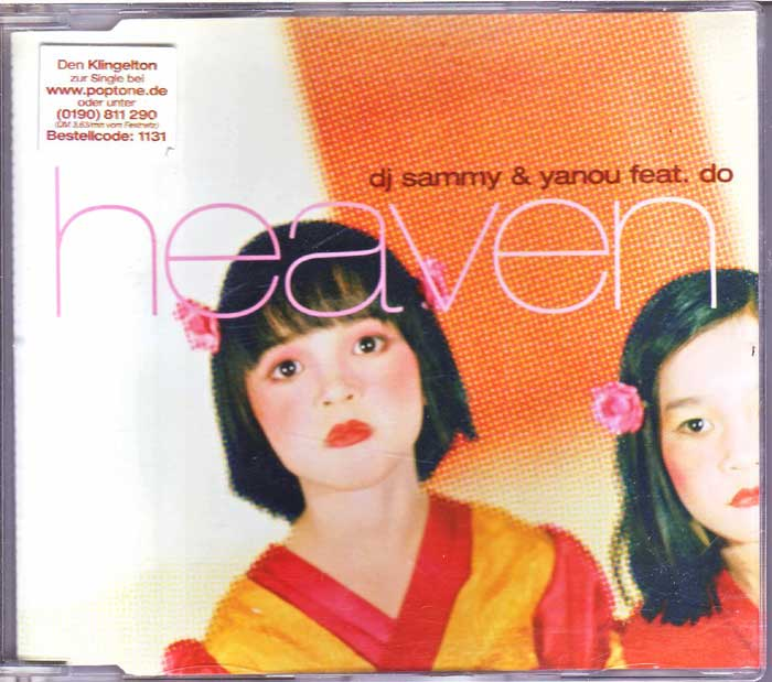 DJ Sammy & Yanou feat. Do - Heaven auf CD