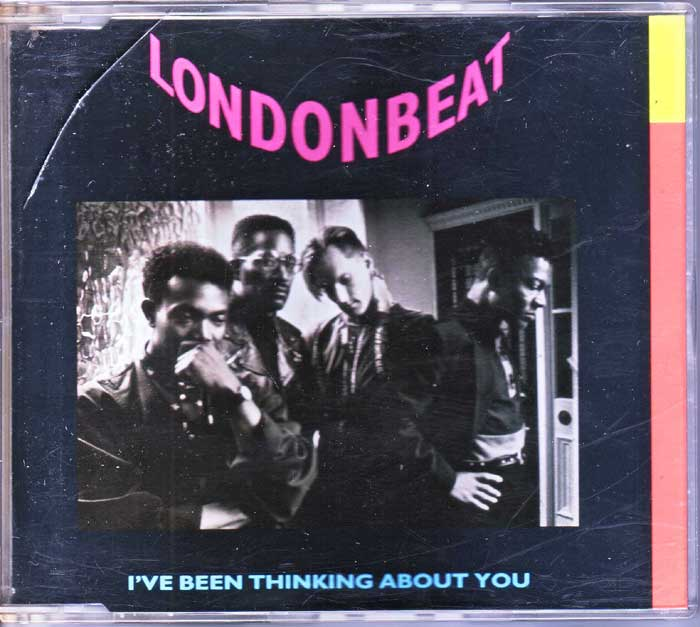 Londonbeat - I've Been Thinking About You auf CD