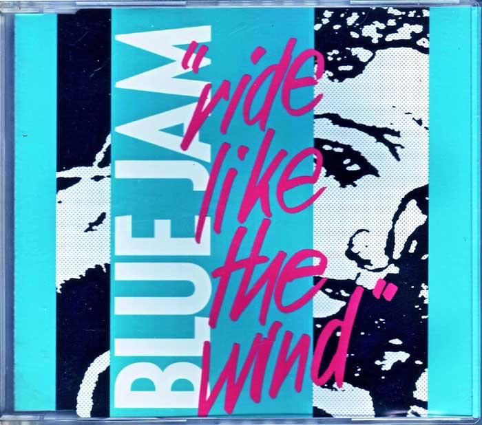 Blue Jam - Ride like the Wind auf CD, Sonderposten