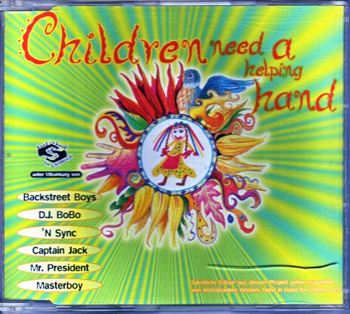 Children Need A Helping Hand auf CD