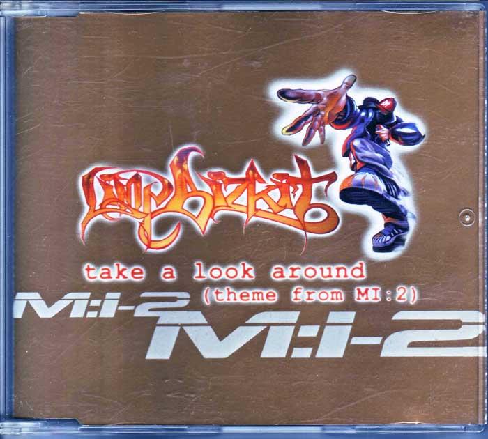 Limp Bizkit - Take A Look Around auf CD