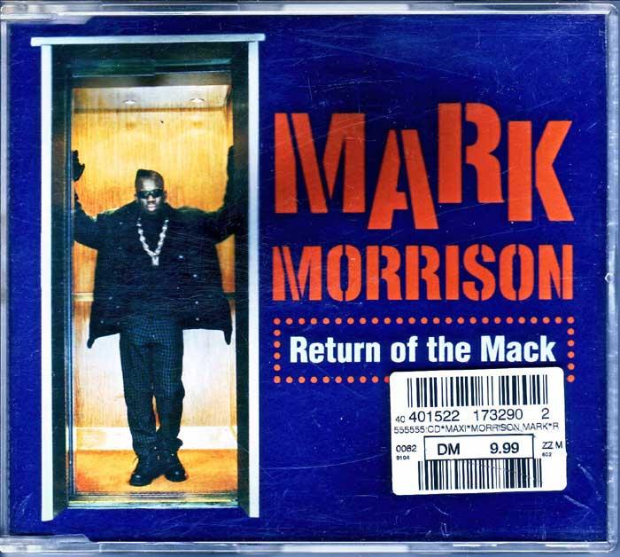 Mark Morrison - Return of the Mack auf CD