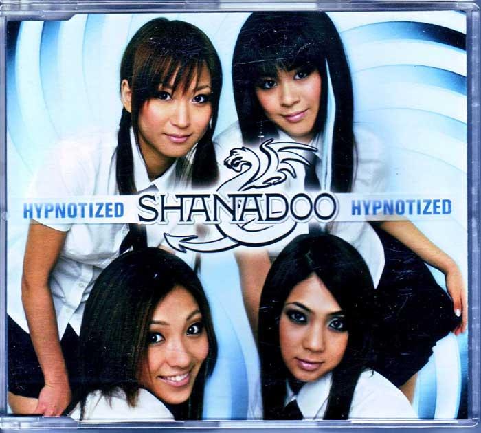 Shanadoo - Hypnotized auf CD
