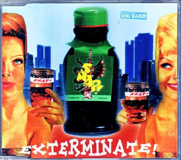 Snap! - ExTerminate! auf CD