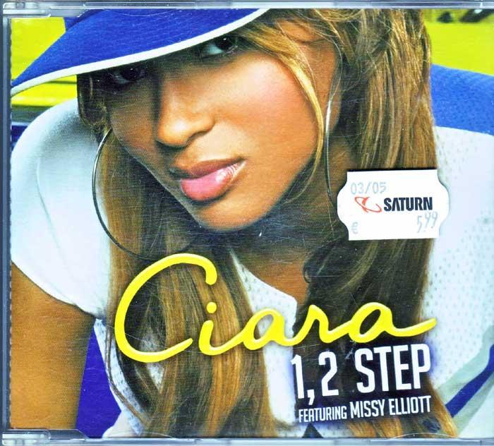 Ciara – 1,2 Step auf CD