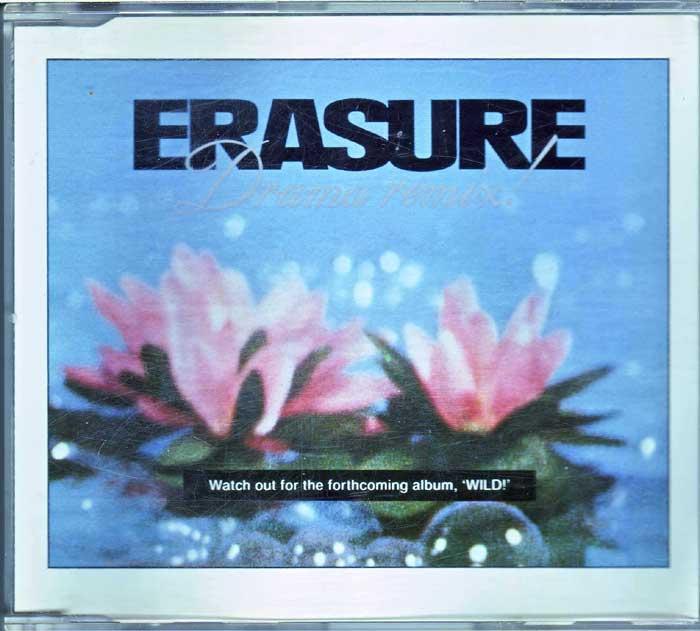 Erasure – Drama Remix! auf CD