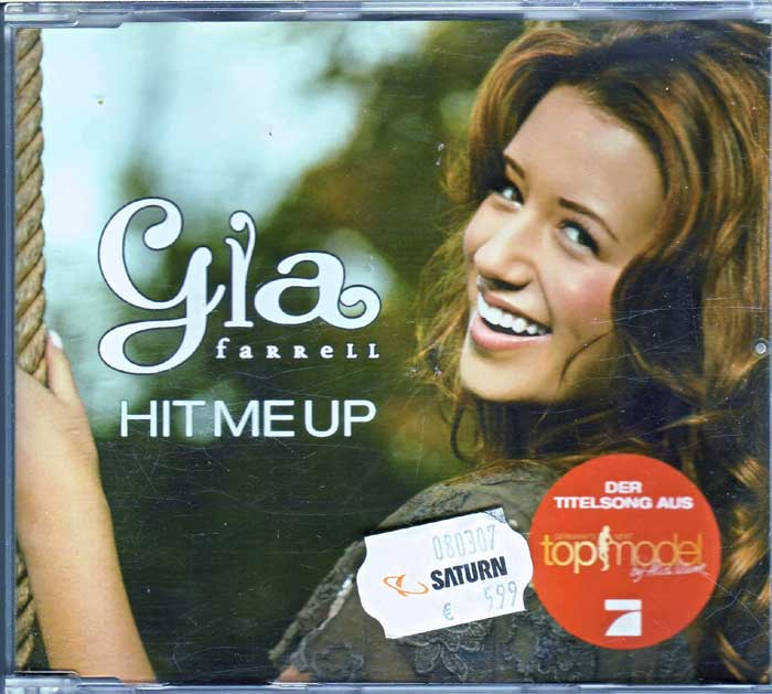 Gia Farrell ‎– Hit Me Up auf CD