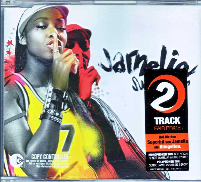 Jamelia ‎– Superstar auf CD