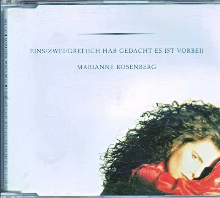 Marianne Rosenberg – Eins, Zwei, Drei auf CD