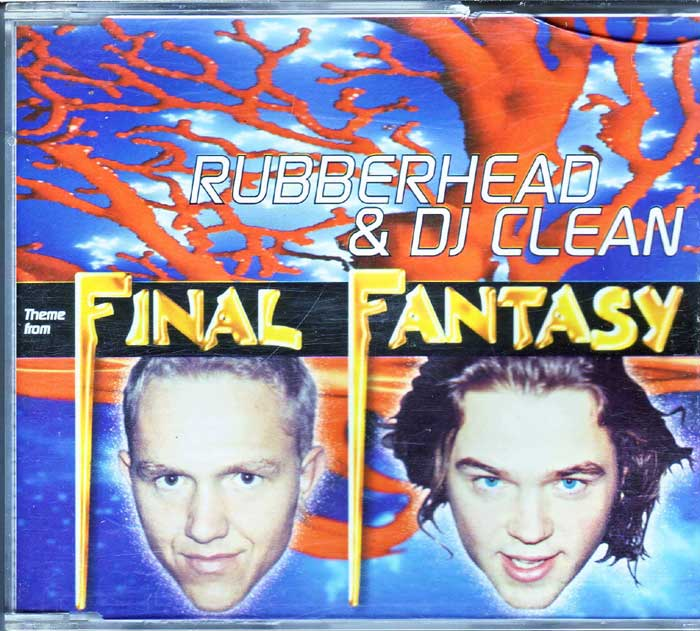 Rubberhead & DJ Clean ‎– Final Fantasy Remix auf CD