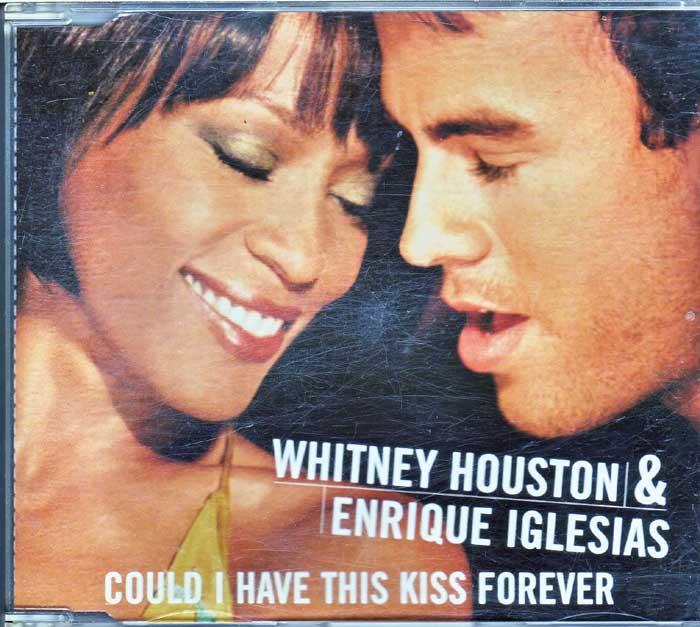 Whitney Houston & Enrique Iglesias auf CD