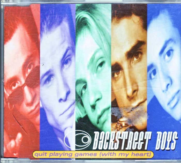Backstreet Boys - Quit Playing Games auf CD