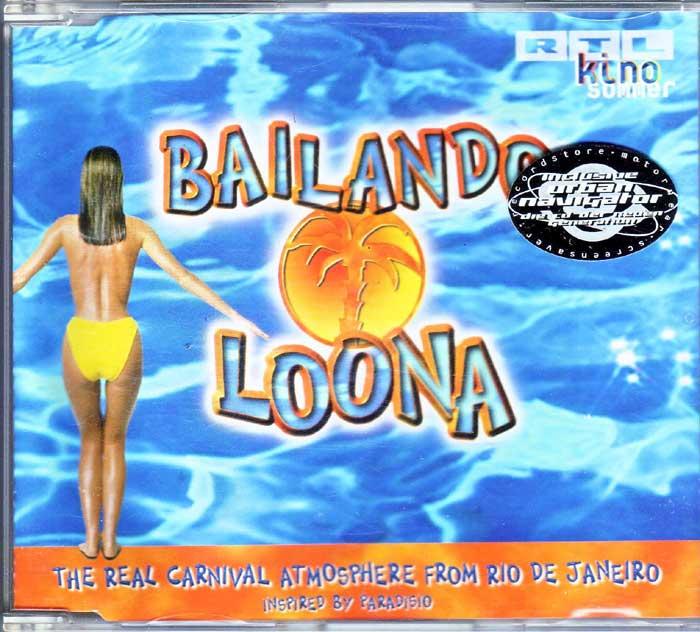 Loona - Bailando auf CD
