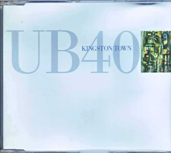 UB40 - Kingston Town auf CD