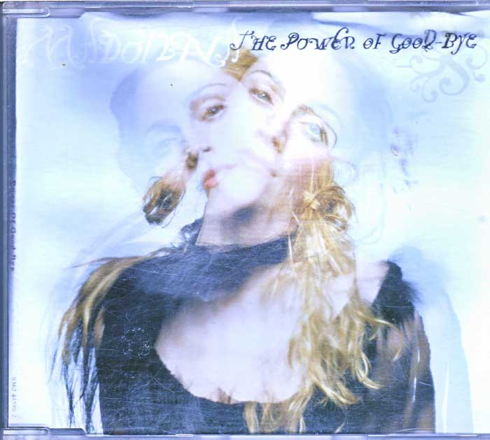 Madonna – The Power Of Goodbye auf CD
